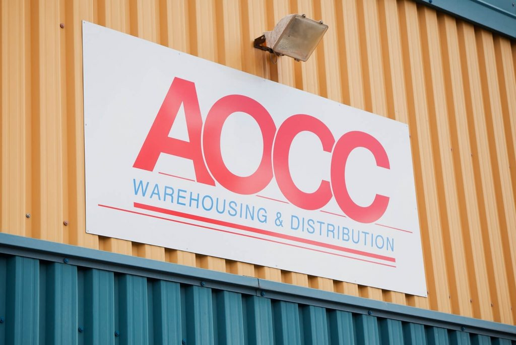 AOCC Limited Sitemap