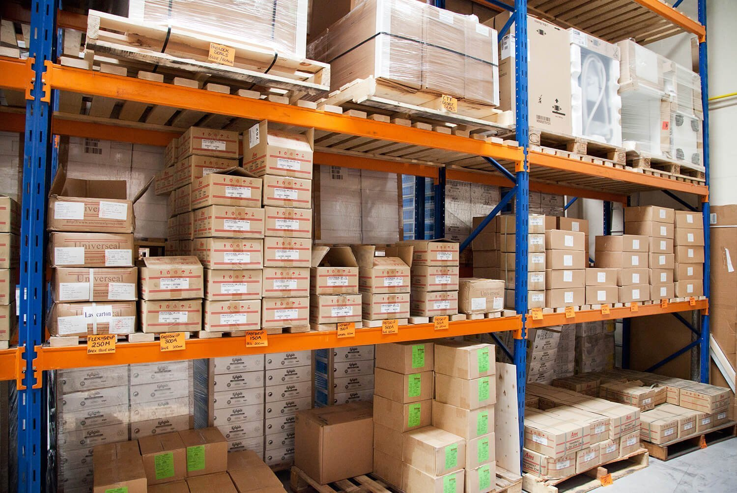 Warehouse Storage Cheshire