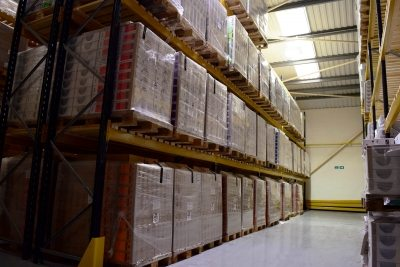 AOCC Warehouse Expansion