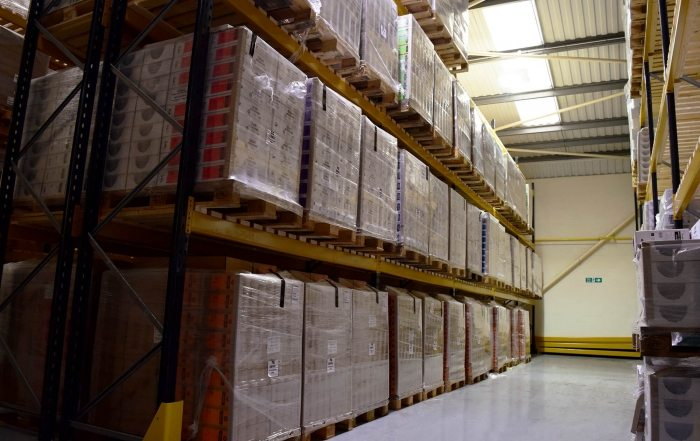 AOCC Warehouse Expansion